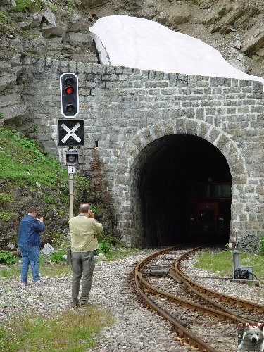 Entre Valais et Uri - La Furkabahn-Bergstrecke  0050