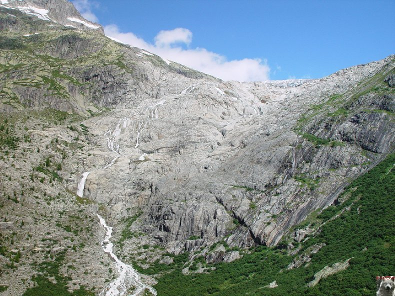 Entre Valais et Uri - La Furkabahn-Bergstrecke  0063