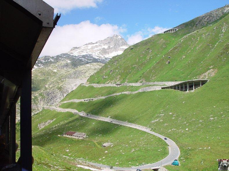 Entre Valais et Uri - La Furkabahn-Bergstrecke  0065