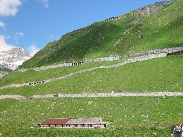 Entre Valais et Uri - La Furkabahn-Bergstrecke  0068