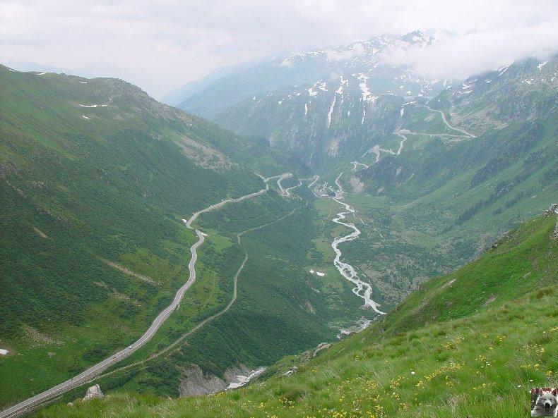 Entre Valais et Uri - La Furkabahn-Bergstrecke  0068a