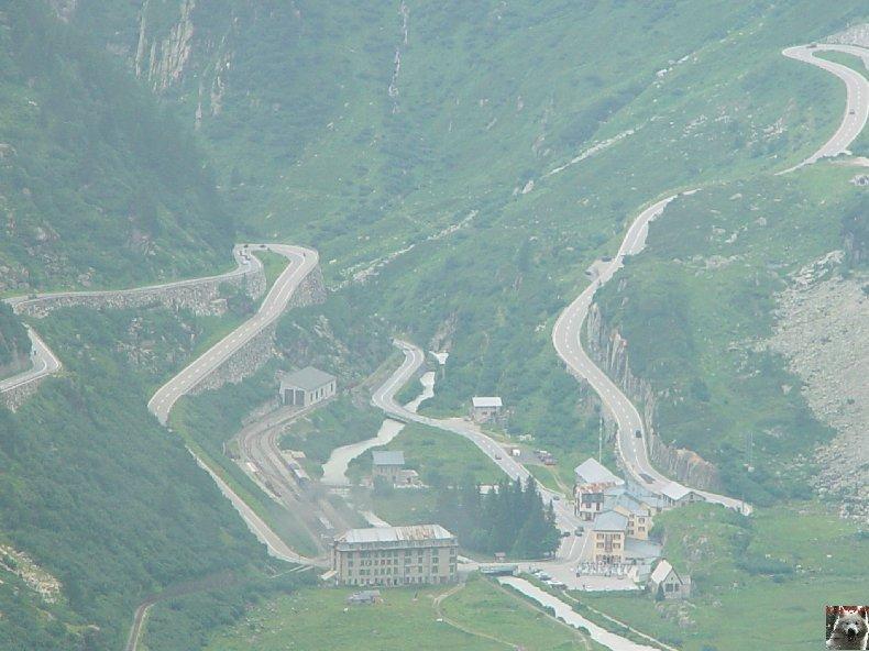 Entre Valais et Uri - La Furkabahn-Bergstrecke  0068b