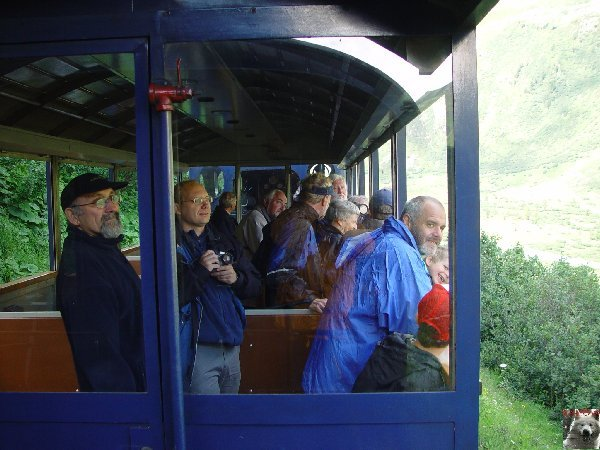 Entre Valais et Uri - La Furkabahn-Bergstrecke  0070