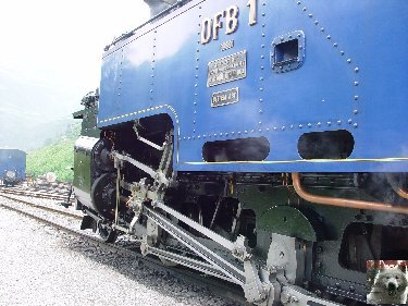 Entre Valais et Uri - La Furkabahn-Bergstrecke  0079