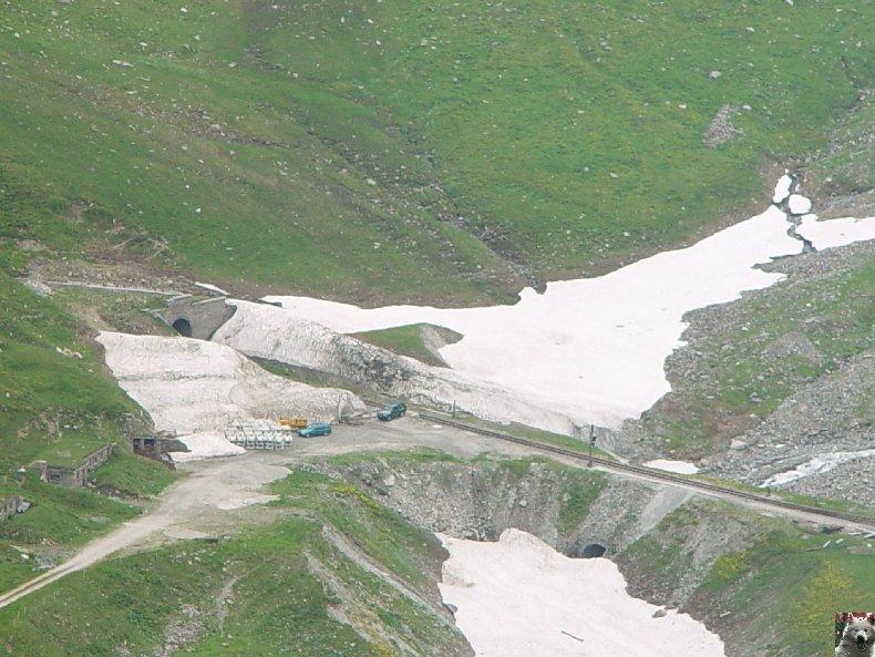 Entre Valais et Uri - La Furkabahn-Bergstrecke  0090