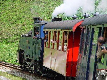 Entre Valais et Uri - La Furkabahn-Bergstrecke  0098