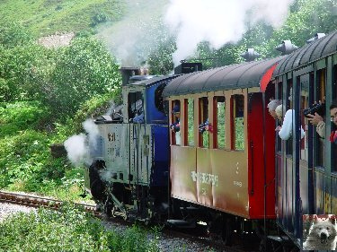 Entre Valais et Uri - La Furkabahn-Bergstrecke  0101