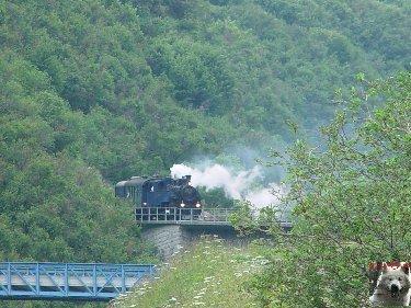Entre Valais et Uri - La Furkabahn-Bergstrecke  0106