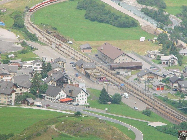 Entre Valais et Uri - La Furkabahn-Bergstrecke  0113