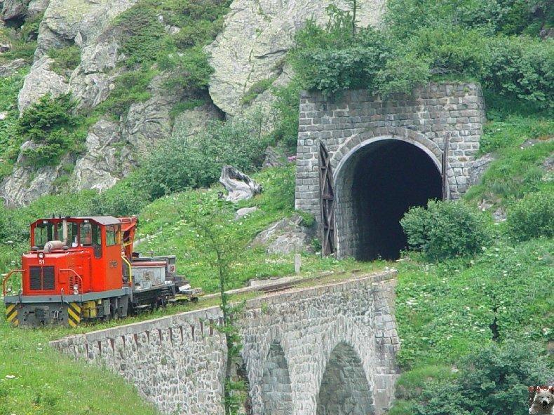 Entre Valais et Uri - La Furkabahn-Bergstrecke  0116