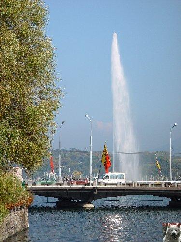 Trois hommes - une ville: Genève (GE) 0006