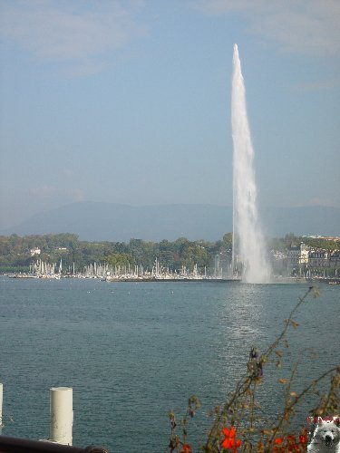 Trois hommes - une ville: Genève (GE) 0007