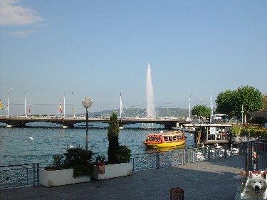 Trois hommes - une ville: Genève (GE) 0009