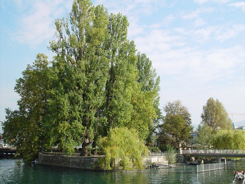 Trois hommes - une ville: Genève (GE) 0012