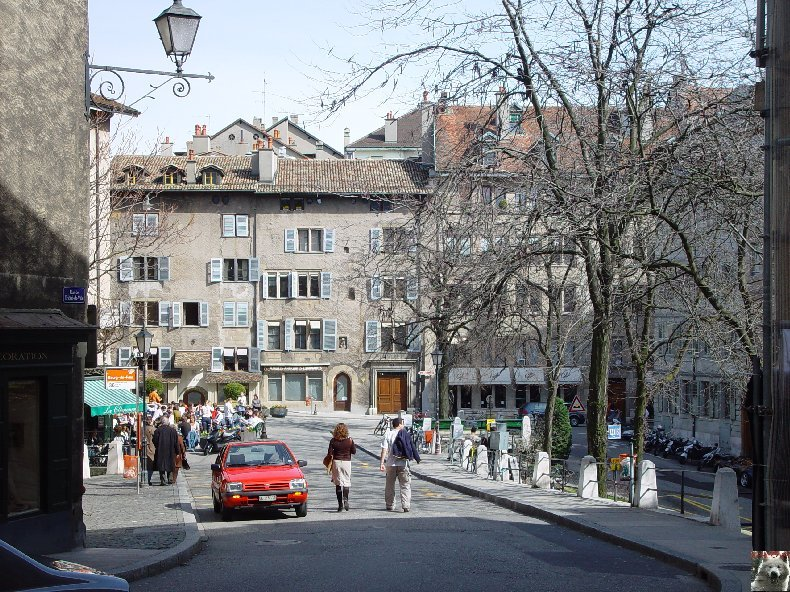 Trois hommes - une ville: Genève (GE) 0040