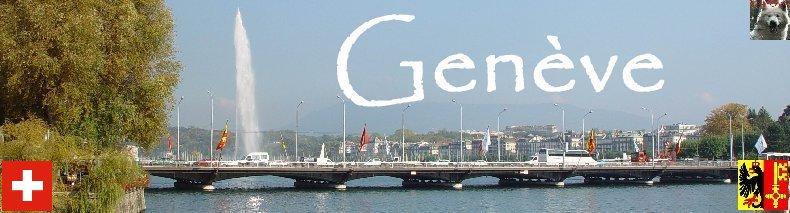 Trois hommes - une ville: Genève (GE) Logo1