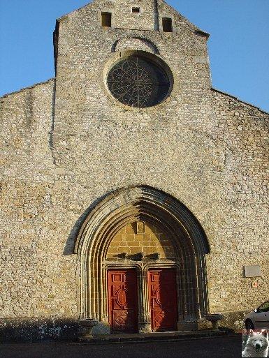 045 - Gigny (39) L'abbatiale Saint-Taurin 0004