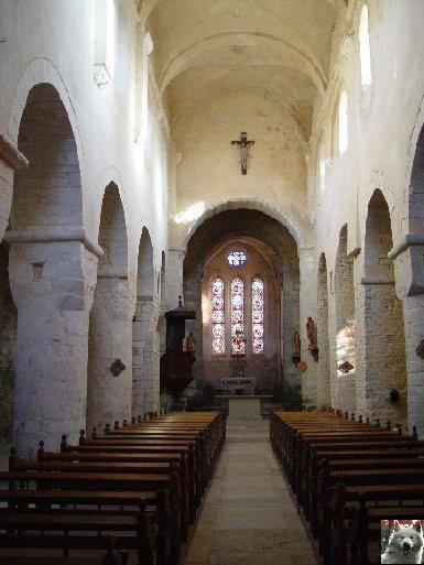 045 - Gigny (39) L'abbatiale Saint-Taurin 0008
