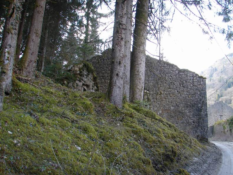 Les Glacières de Sylans (01) - 3 Avril 2009 003