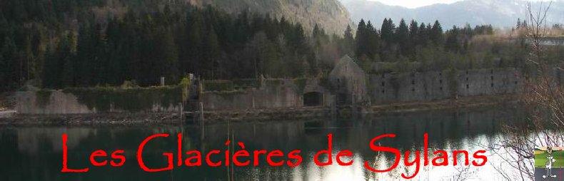 Les Glacières de Sylans (01) - 3 Avril 2009 Logo
