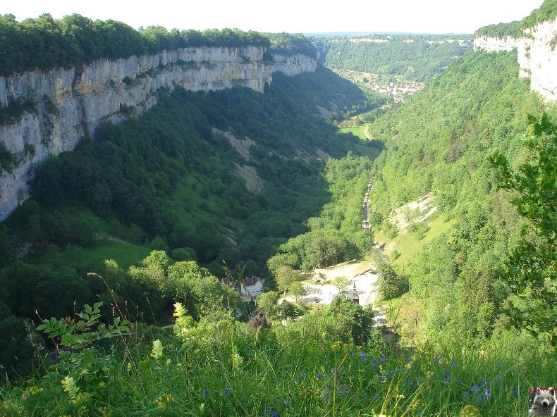 Les grottes de Baume les Messieurs (39) 0002