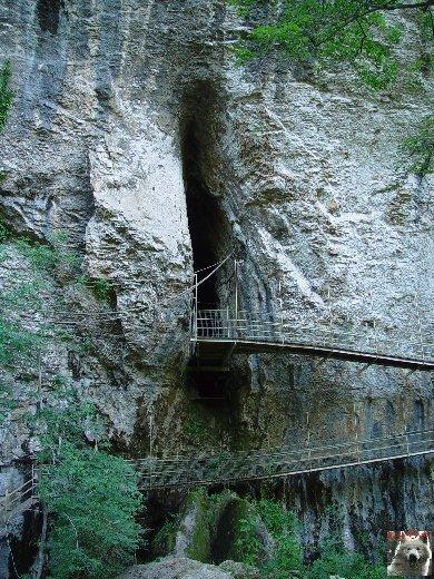 Les grottes de Baume les Messieurs (39) 0006