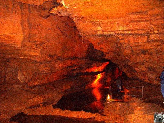 Les grottes de Baume les Messieurs (39) 0008