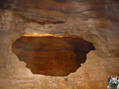 Les grottes de Baume les Messieurs (39) 0024