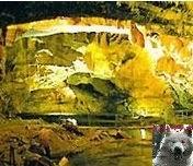Les grottes de Baume les Messieurs (39) 0029