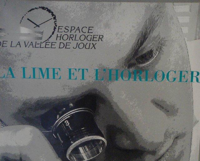 L'Espace Horloger - Le Sentier - VD - Suisse 0024