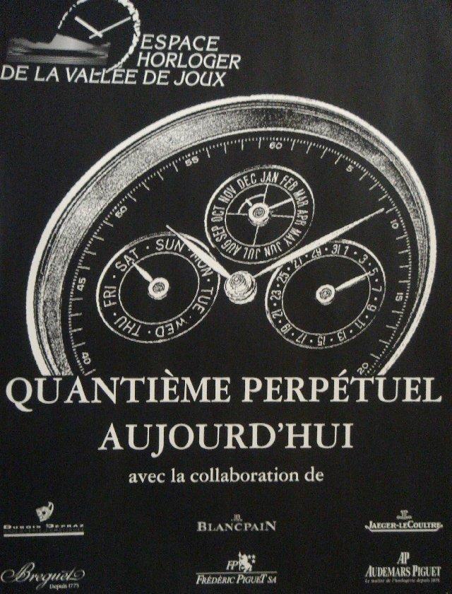 L'Espace Horloger - Le Sentier - VD - Suisse 0032