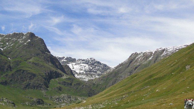 Entre Maurienne et Tarentaise - Le col de l'Iseran - 17/08/2010 0009