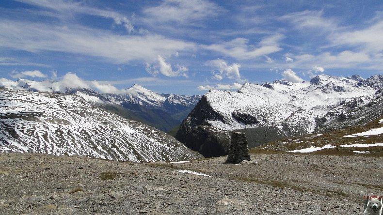 Entre Maurienne et Tarentaise - Le col de l'Iseran - 17/08/2010 0024