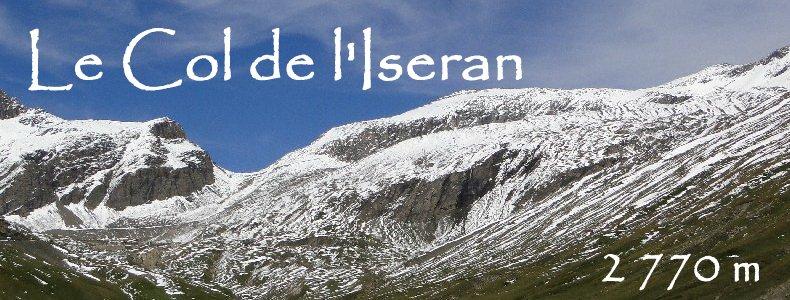 Entre Maurienne et Tarentaise - Le col de l'Iseran - 17/08/2010 Logo