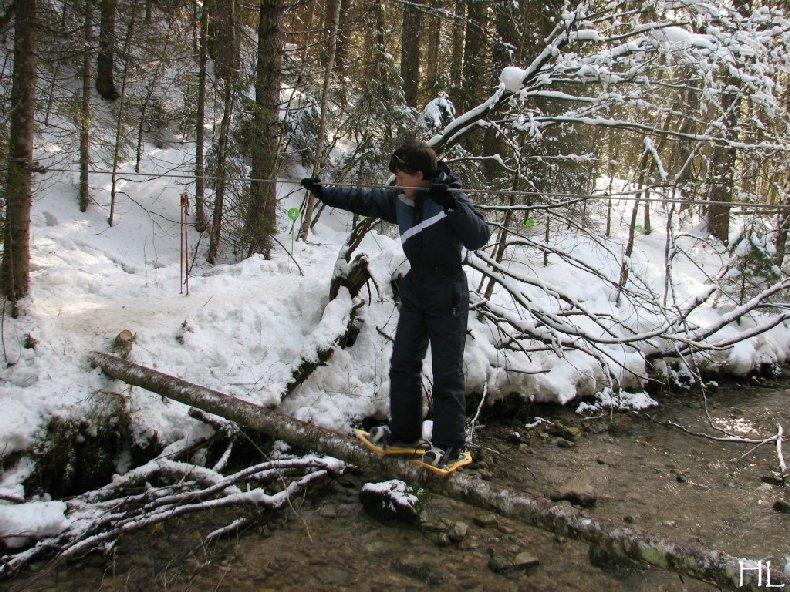 En marge de la Juraquette 2010 - Hélène L; le 21 février 0021
