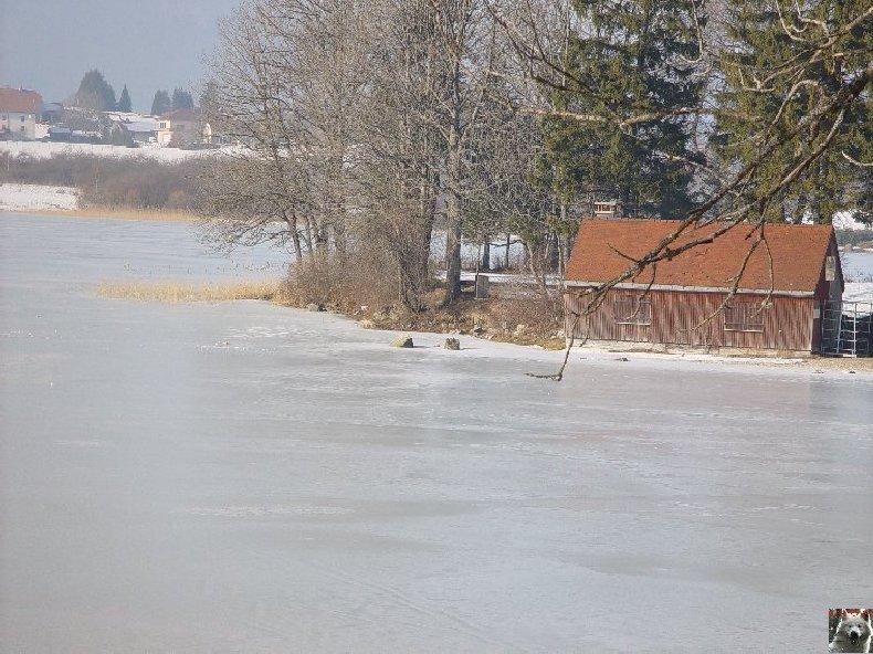 Le Lac de l'Abbaye en Grandvaux (39) 0007
