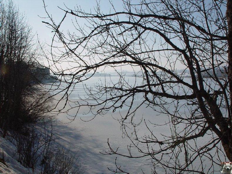 Le Lac de l'Abbaye en Grandvaux (39) 0008