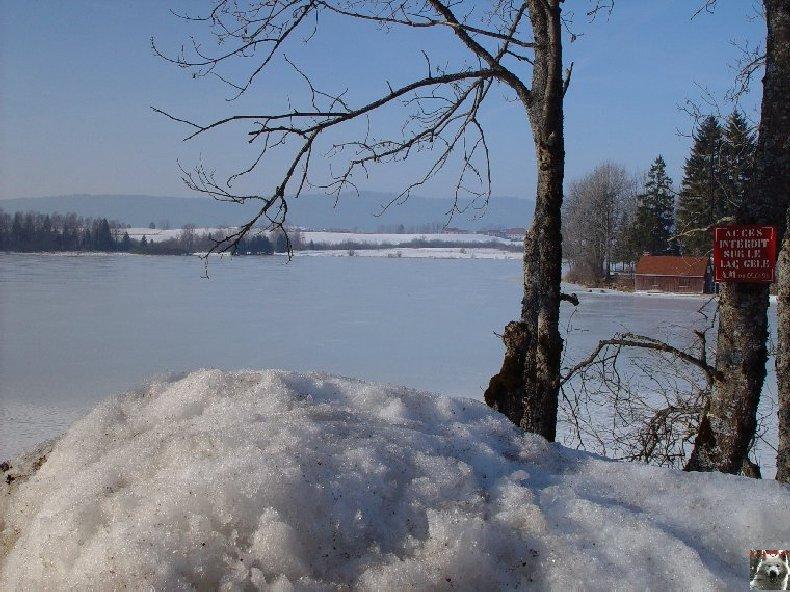 Le Lac de l'Abbaye en Grandvaux (39) 0010