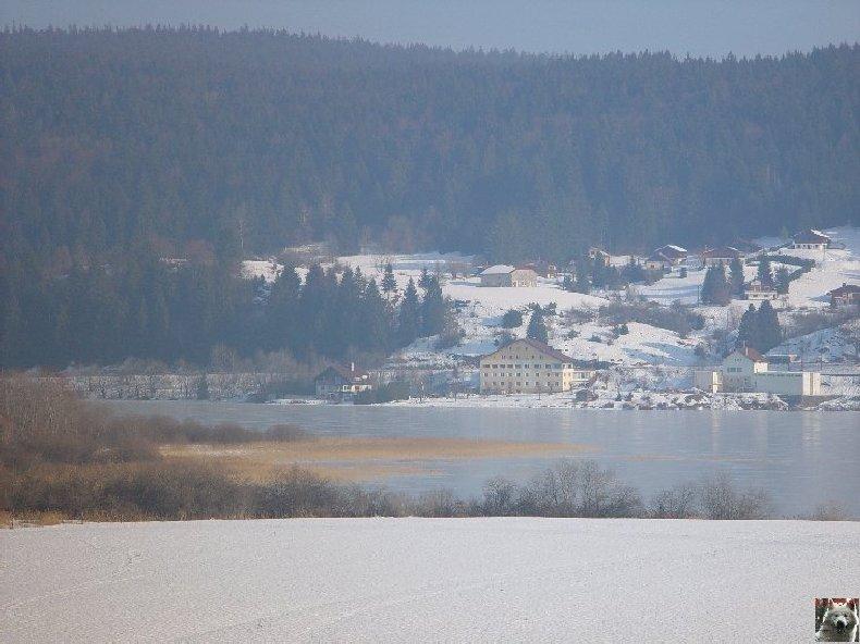 Le Lac de l'Abbaye en Grandvaux (39) 0011