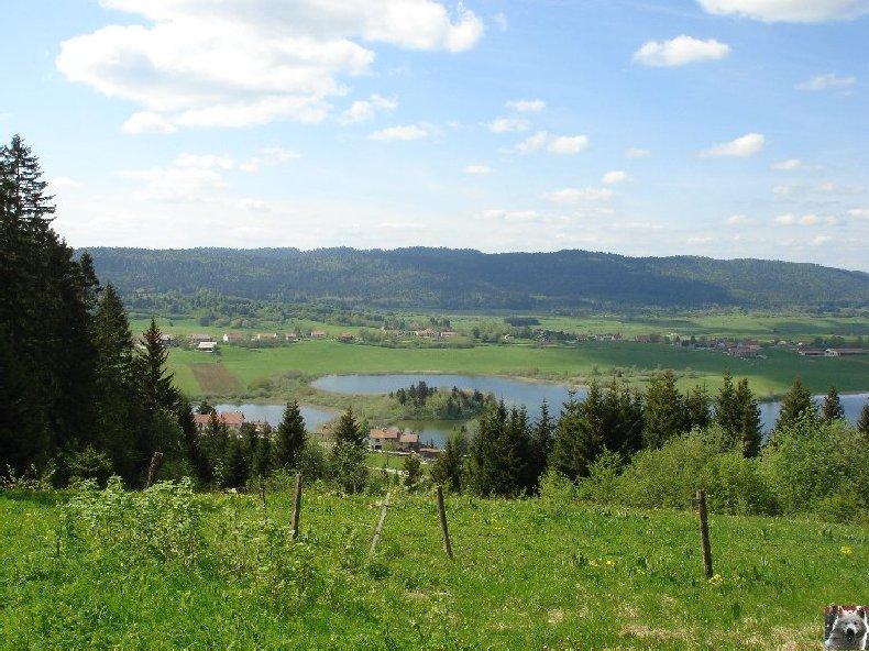 Le Lac de l'Abbaye en Grandvaux (39) 0016