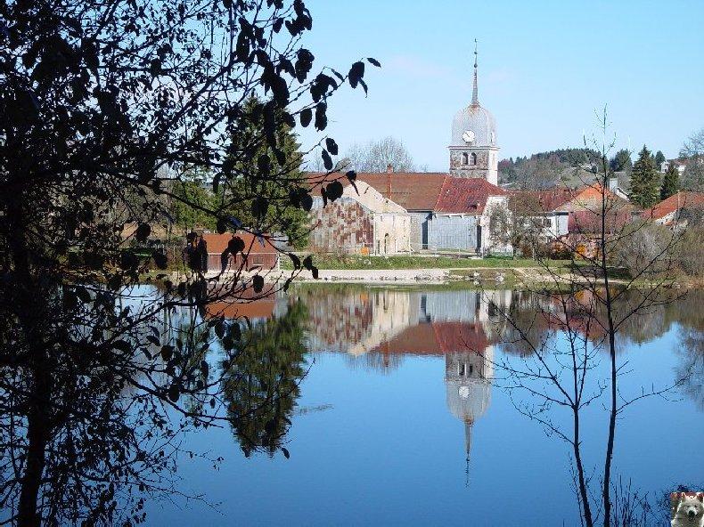 Le Lac de l'Abbaye en Grandvaux (39) 0017