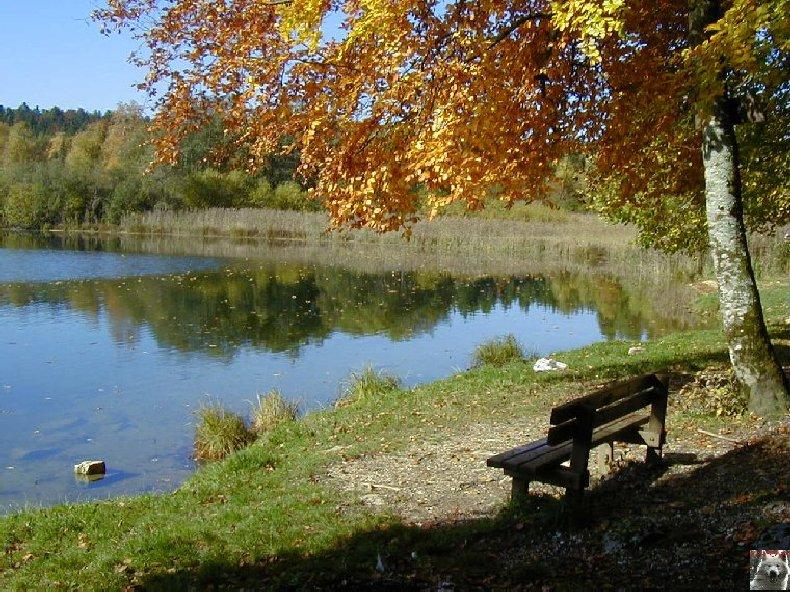 Le Lac de Bonlieu (39) 0012