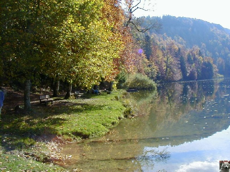 Le Lac de Bonlieu (39) 0013