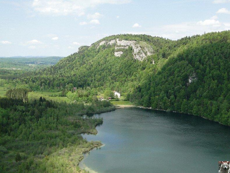 Le Lac de Bonlieu (39) B