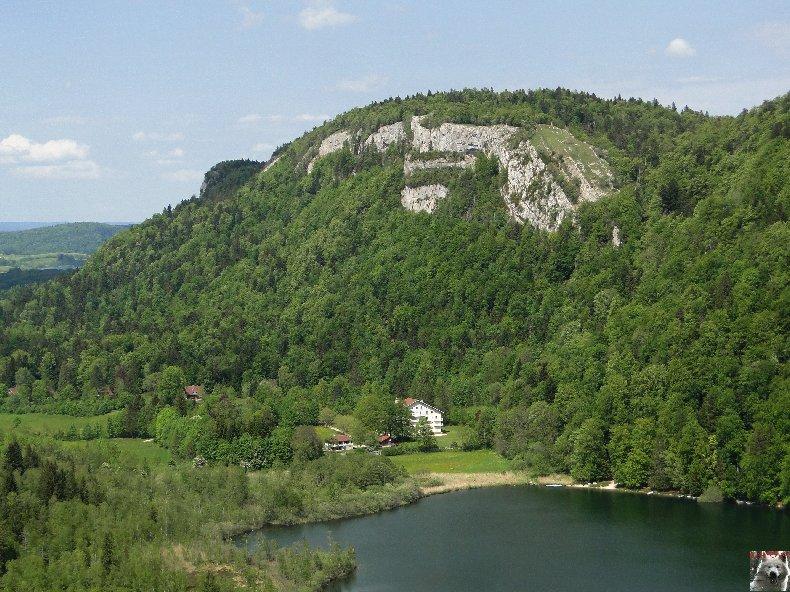 Le Lac de Bonlieu (39) E