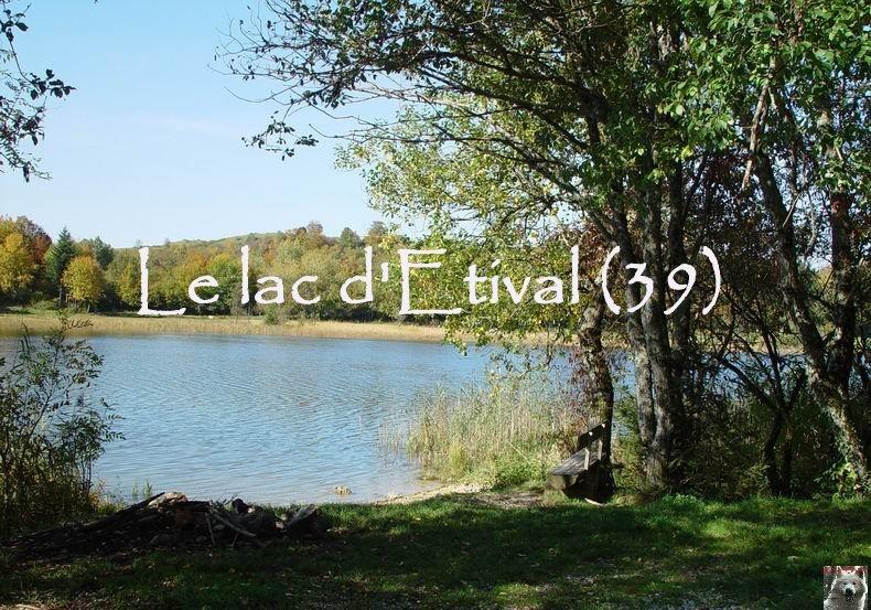 Le lac d'Etival (39) 0001