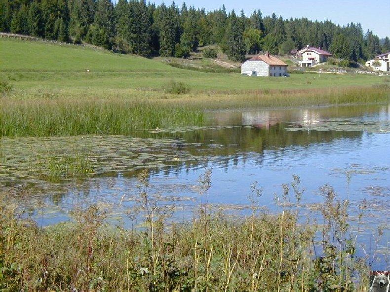 Le lac de Lamoura (39) 0011