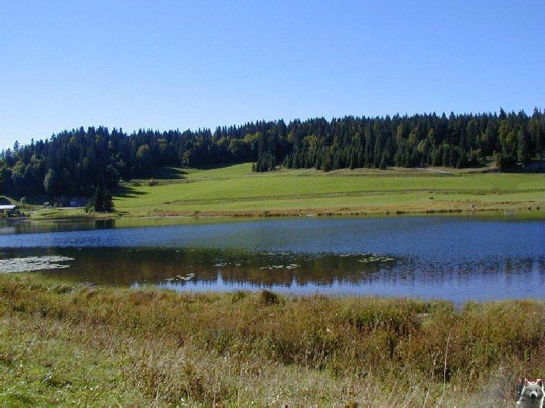 Le lac de Lamoura (39) 0012