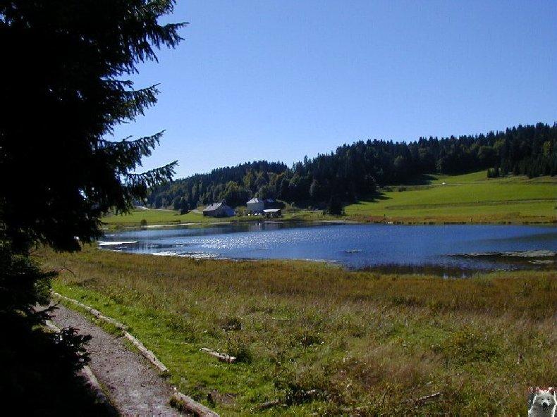 Le lac de Lamoura (39) 0013
