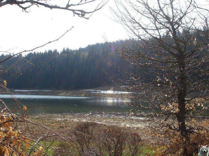 Le lac de Lamoura (39) 0032
